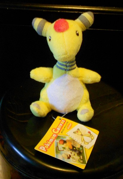 ampharos canvas