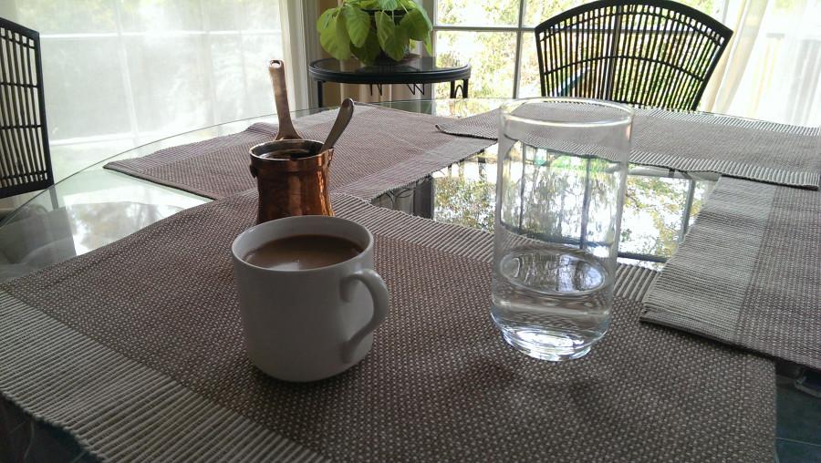Кофе середины дня