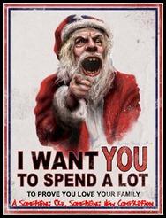 evil corporate santa returns