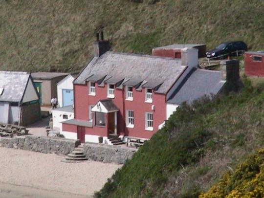 Ty Coch - Morfa Nefyn, North Wales