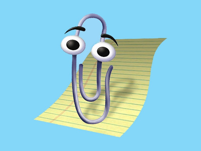 The New Head Of Paperclip Management