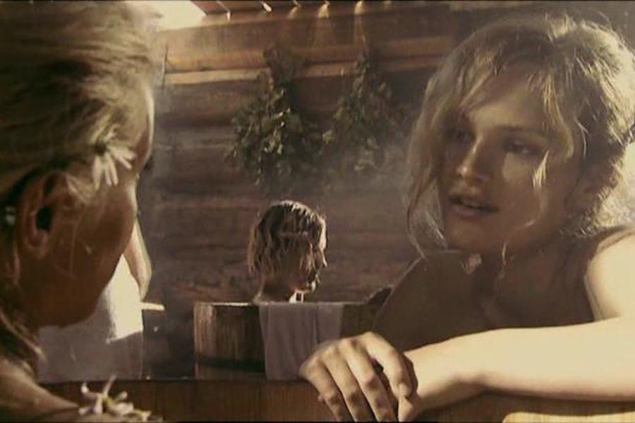 Получает сцены из фильма баня видео фильмы