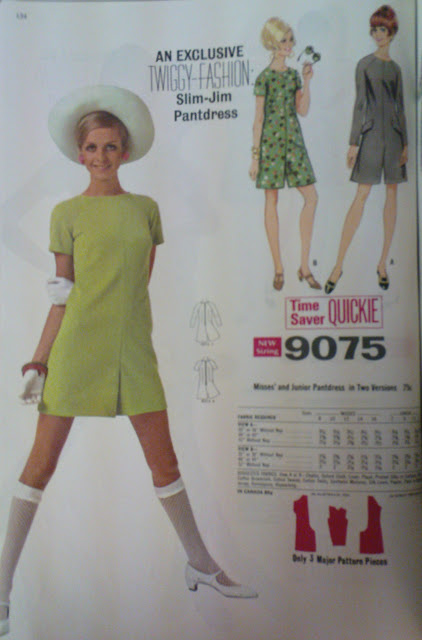 twiggy pant dress