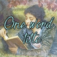 4 - one word
