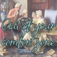 25 - comfort zone