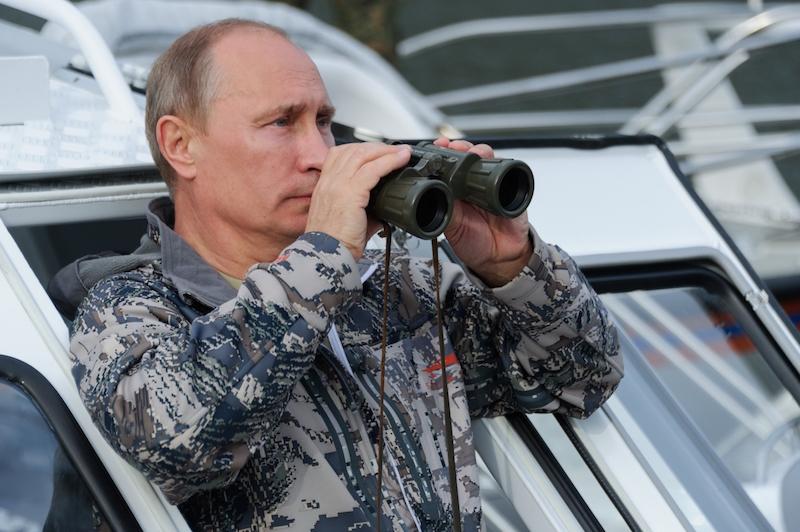 Владимир Путин увеличил российскую армию