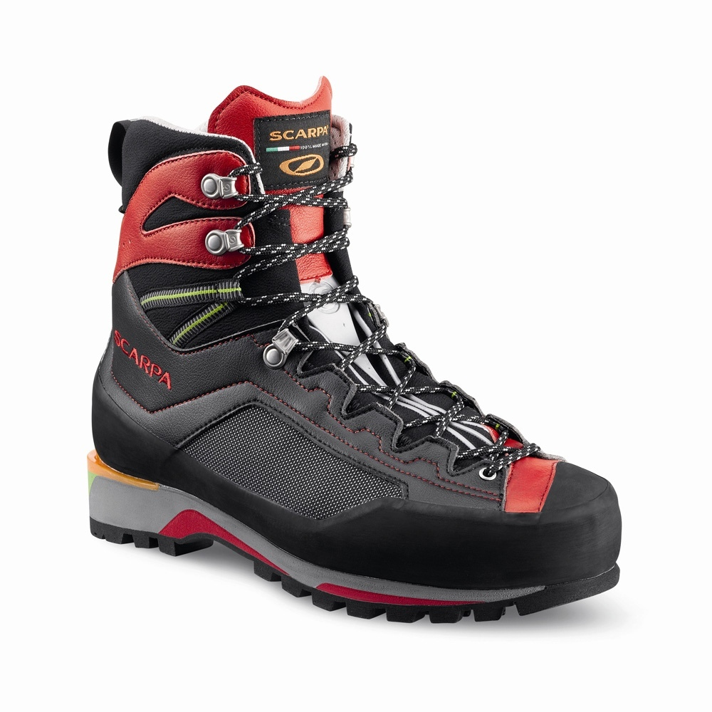 Scarpa Rebel carbon