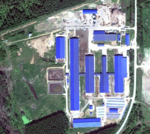 Космоснимок Google Earth