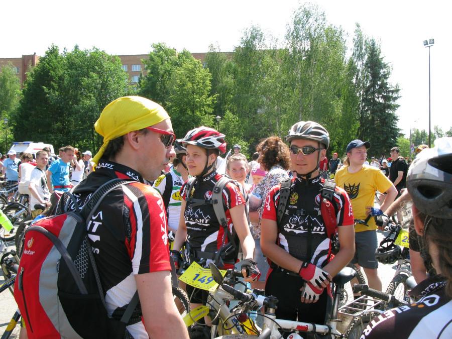 клуб Велоатлант