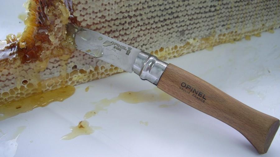 opinel и мёд