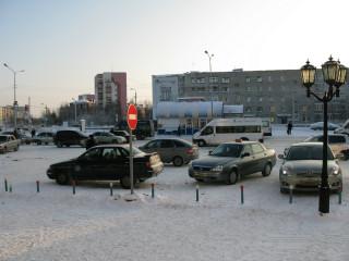 Вокзал Сургута