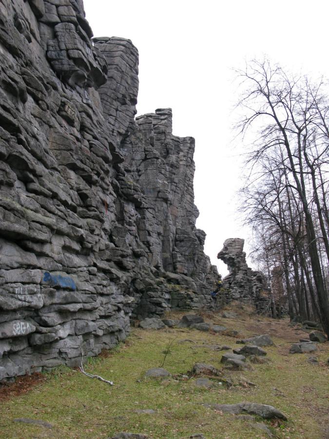 Северная стена