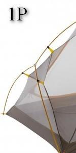 Обзор одноместных палаток
