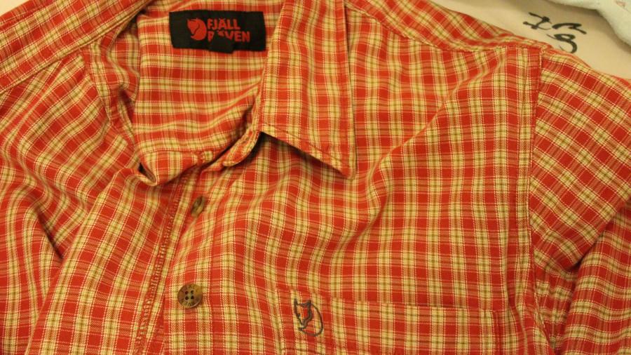 Рубашка FjallRaven
