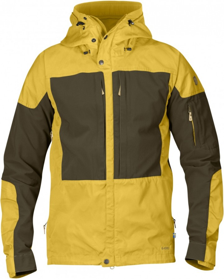 Keb Jacket желтый