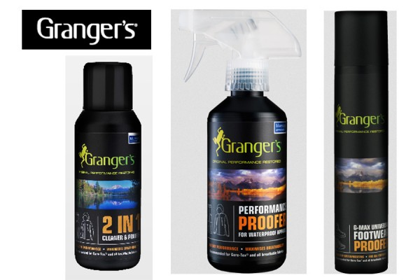 grangers wash and repel instructions