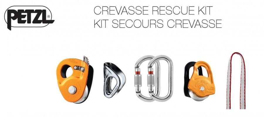 Petzl Трещину Rescue Kit