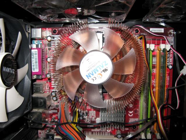 CNPS7500-CU готов к работе!