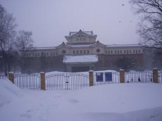 Краеведческий музей в феврале