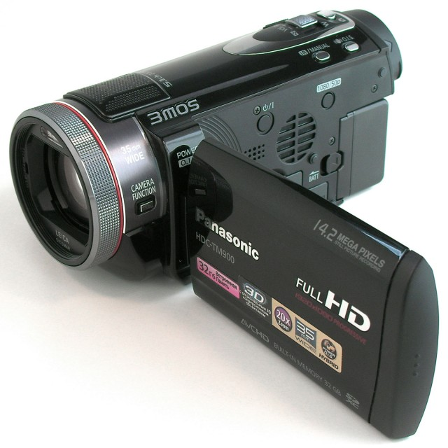 Panasonic HDC-TM900
