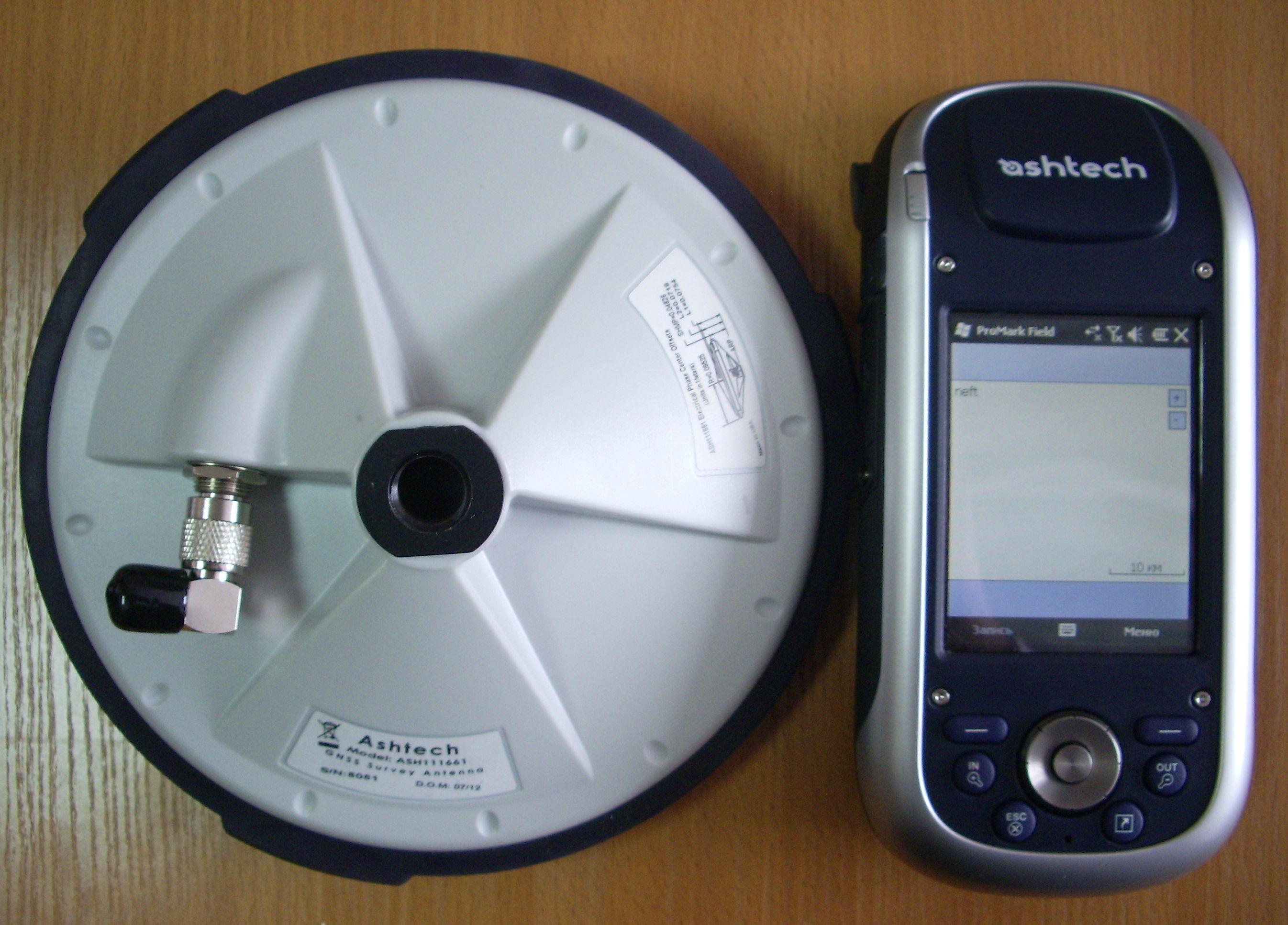 Комплект приемника и антенны