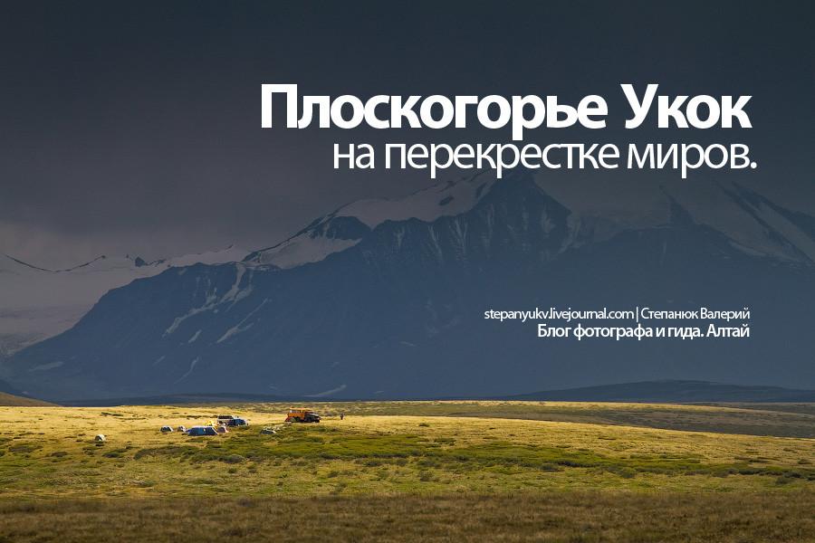 Плато Укок. Алтай