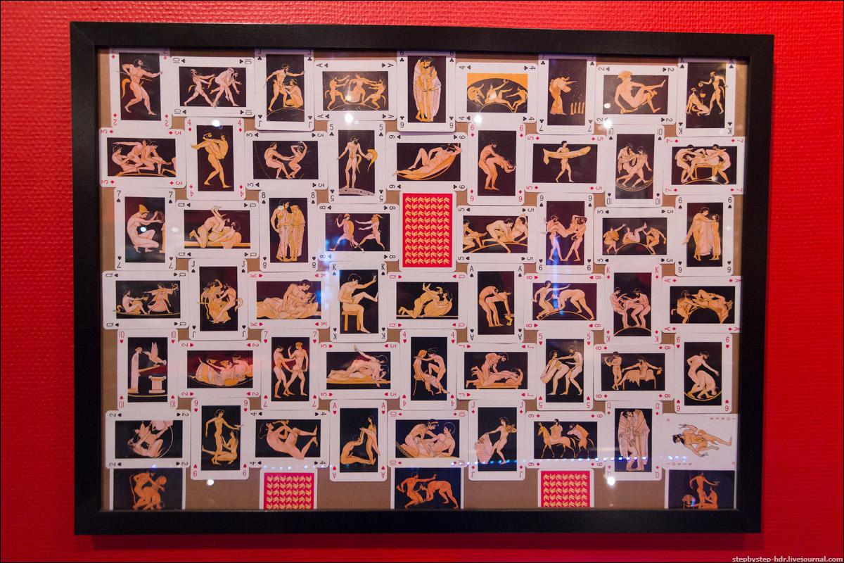 Эротические игральные карты фото 1 фотография