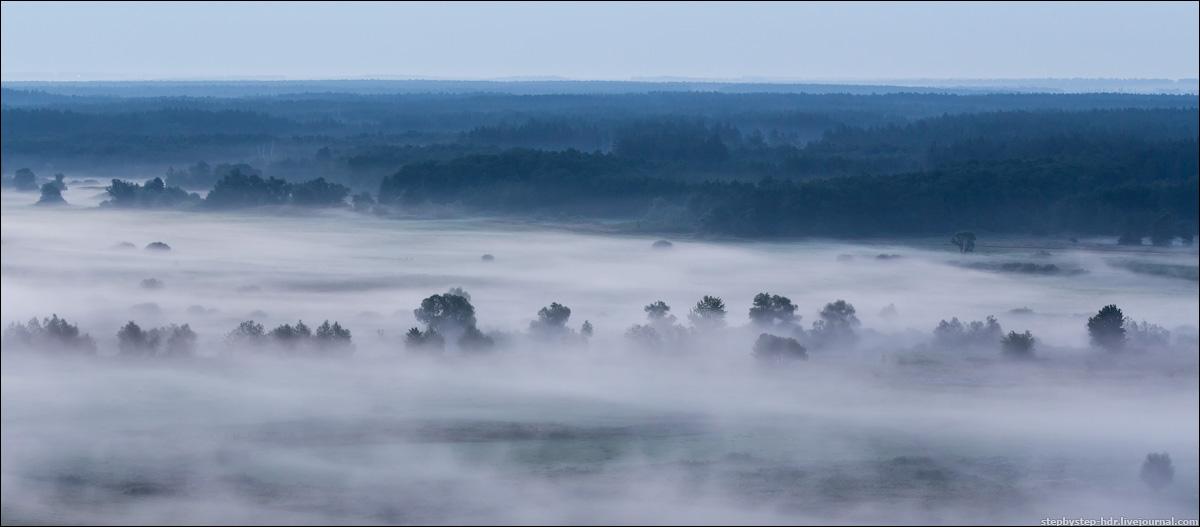 встану я в утро туманное-анализ: