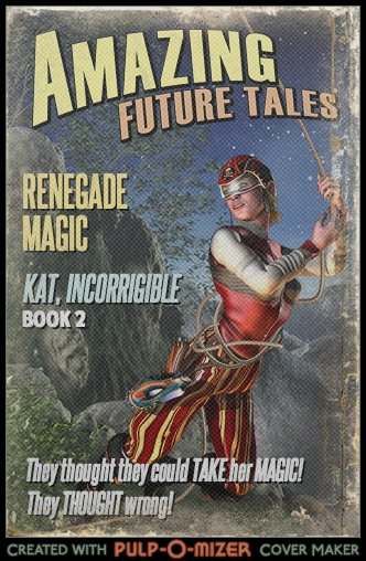 An Alternate Cover For Renegade Magic Stephanie Burgis