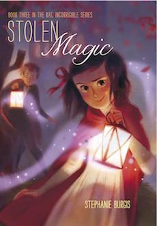 Stolen Magic Front Cover