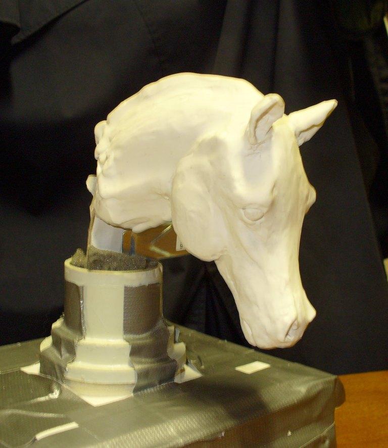 Horse progress 3