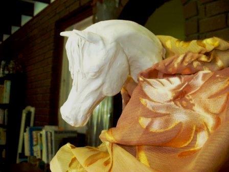 Plasticine horse final (maybe)