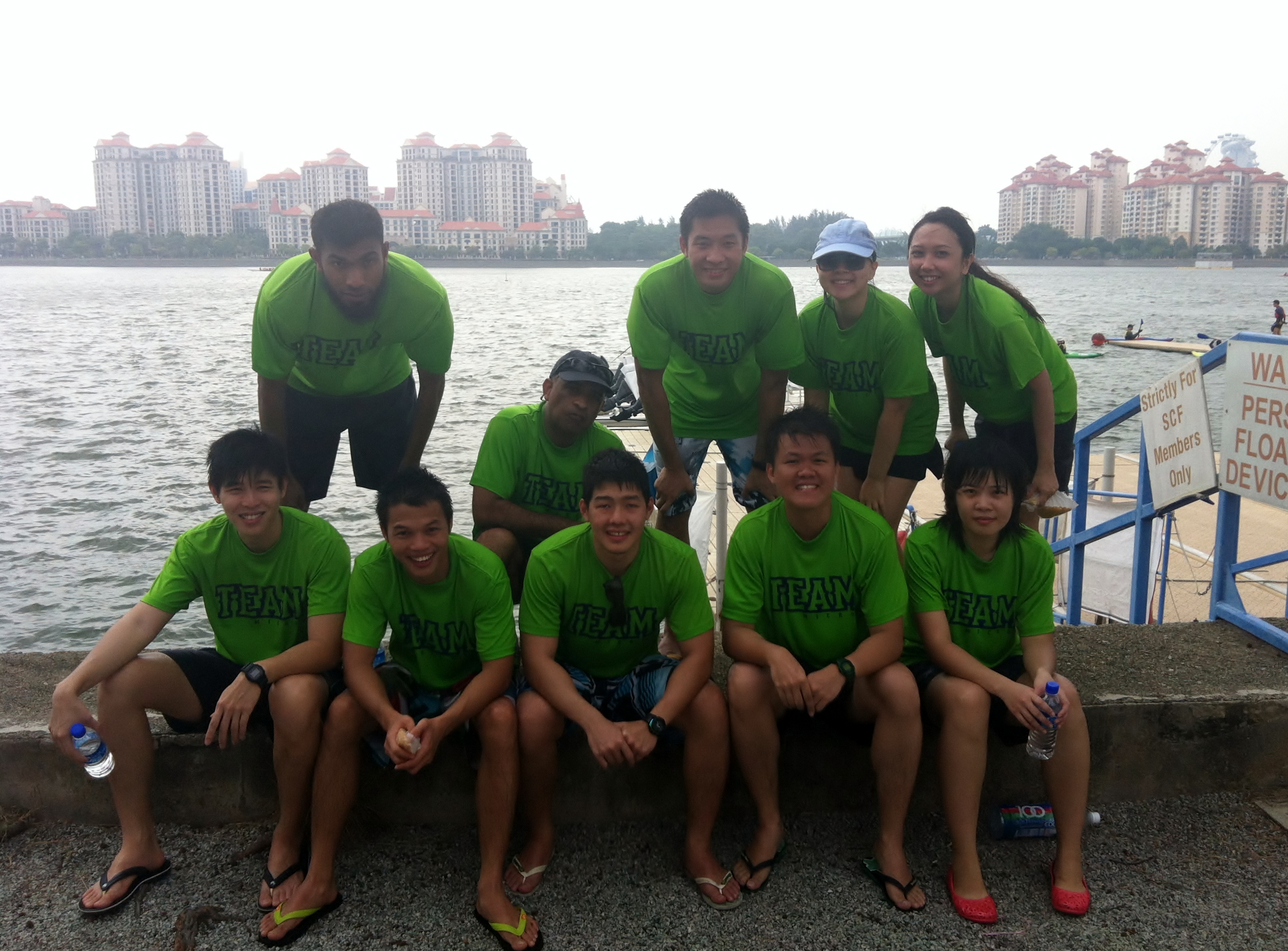 August 25th Micron Dragonboat race
