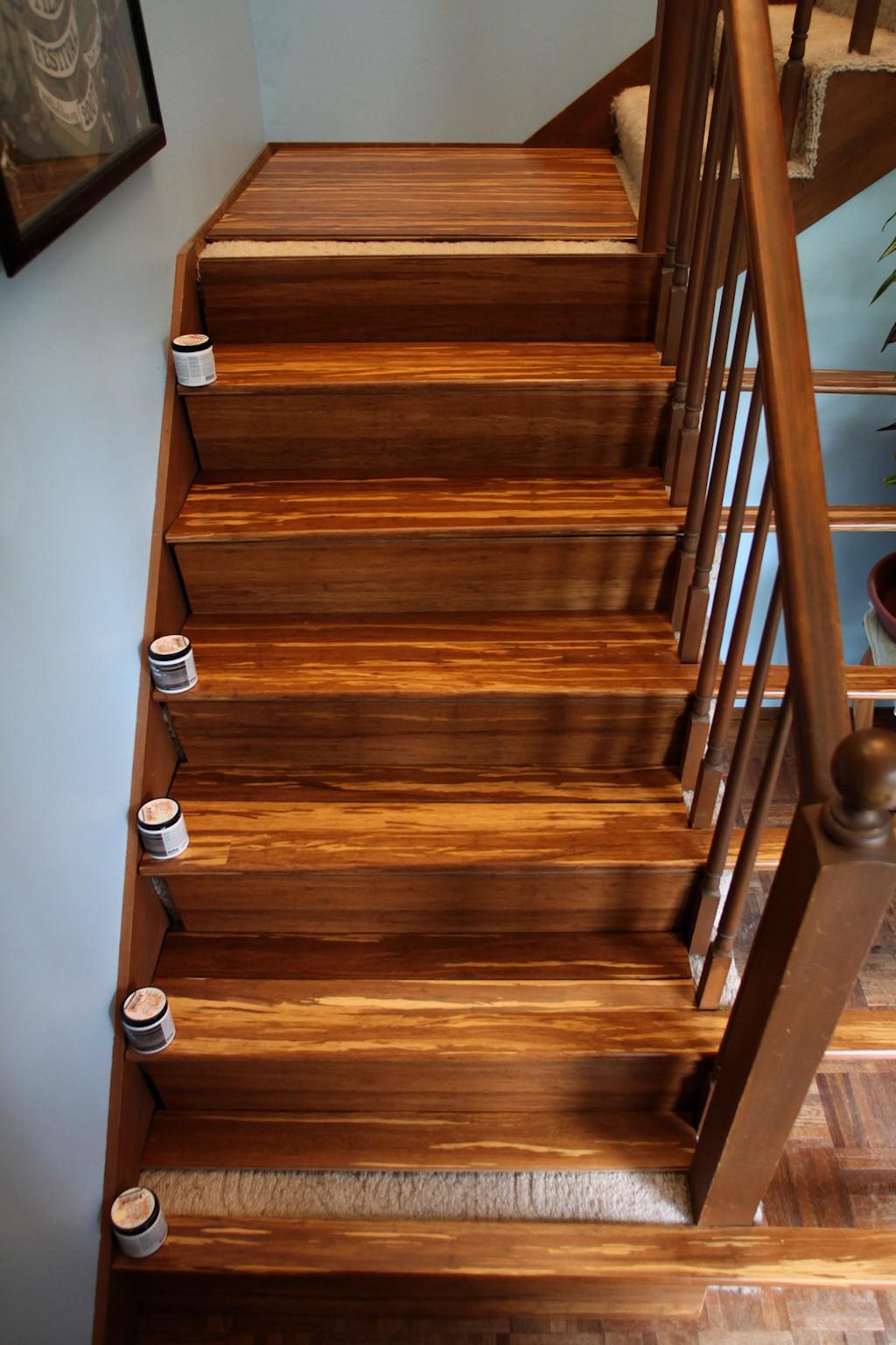 Merveilleux ... Stairway Bamboo