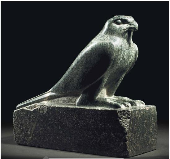 Египетский сокол (4 век до Р.Х)