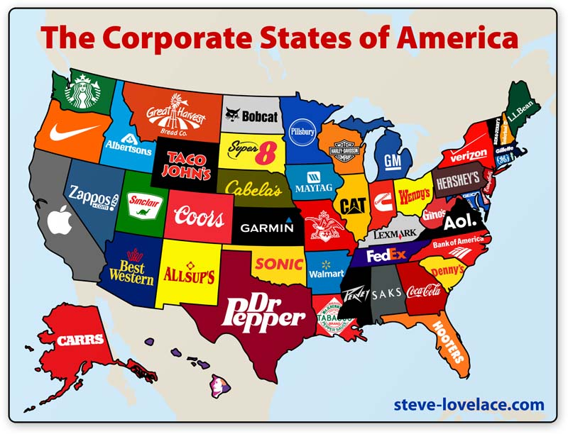 The Corporate States of America