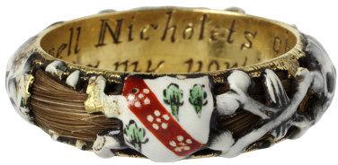 Samuel Nicholets из Hertfordshire</a>, умер 7 июля 1661 года