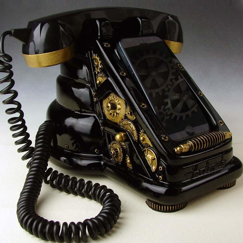 iretrofone-steampunk-iphone5-handset