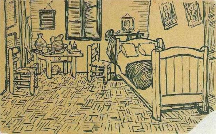 vincent-s-bedroom-in-arles-1888-1