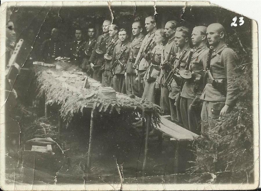 УПА - Великдень-1946 р.