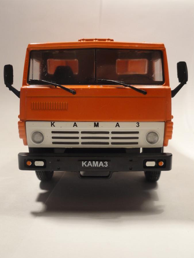 КамАЗ-55111 от Элекон.