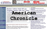 American Chronicle