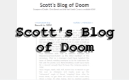 Scott's Blog of Doom