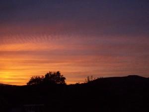 Sunset 121014