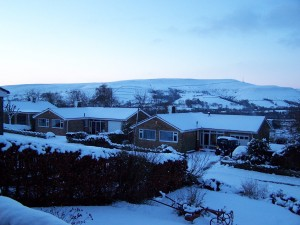 Snow in Bamford 271214 (1)