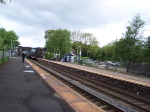 Steam Train Bamford Station 300515 (8).JPG