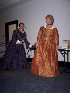 Historical Authors Tea Party 181112 (2)