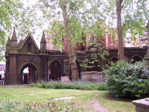 St Mary Abbots Church (2)