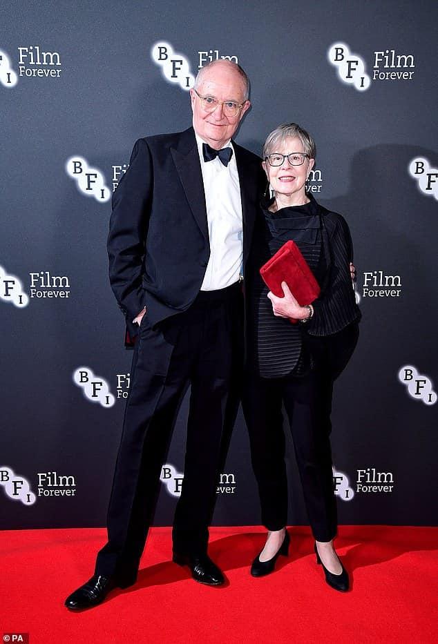 Jim Broadbent with his wife Anastasia Lewis.2.jpg