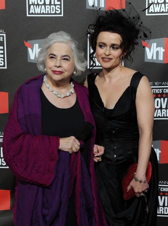 Helena Bonham Carter with her mother Elena Propper de Callejón.jpg